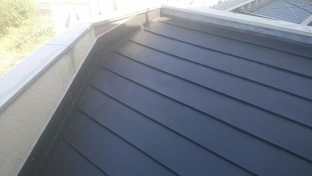 屋根リフォーム工事完了写真1439092775523