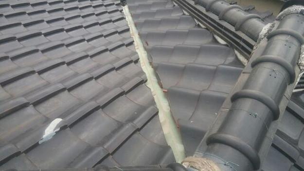 屋根板金施工前1435367972962