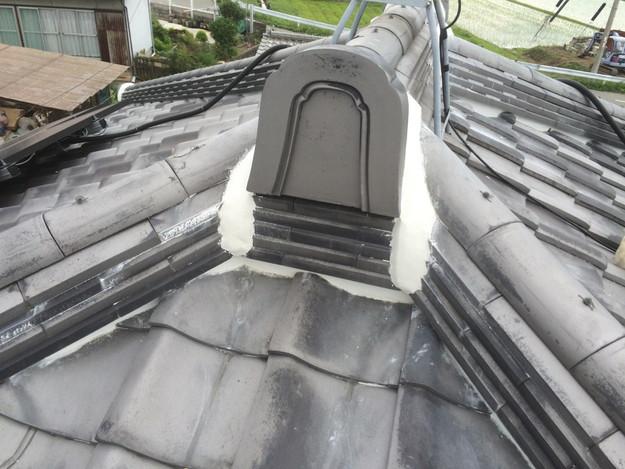 屋根漆喰交換箇所1435842421601