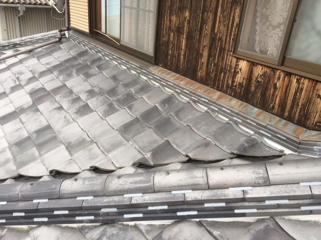 雨漏り対策工事完了1435842479262