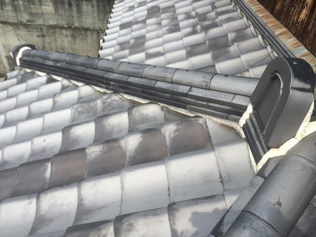 雨漏り対策工事施工前1434975093608