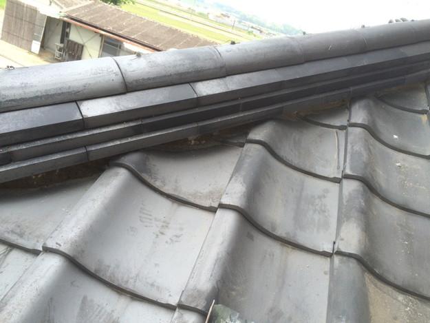 雨漏り対策工事施工前1435119626864