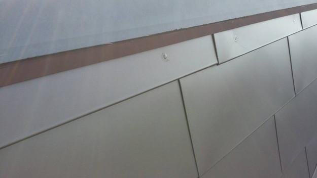 カバー工法による屋根リフォーム工事完了写真1439090685124