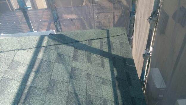 屋根リフォーム工事完了写真1438563940307