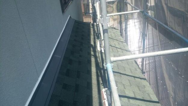 屋根リフォーム工事完了写真1438564026341