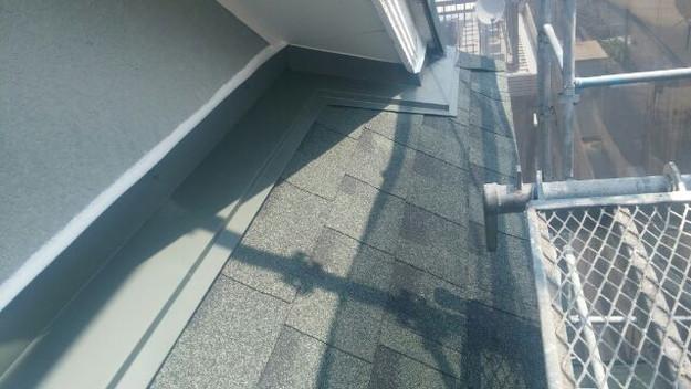 屋根リフォーム工事完了写真1438564308852