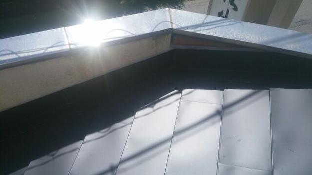 屋根リフォーム工事完了写真1439092669289