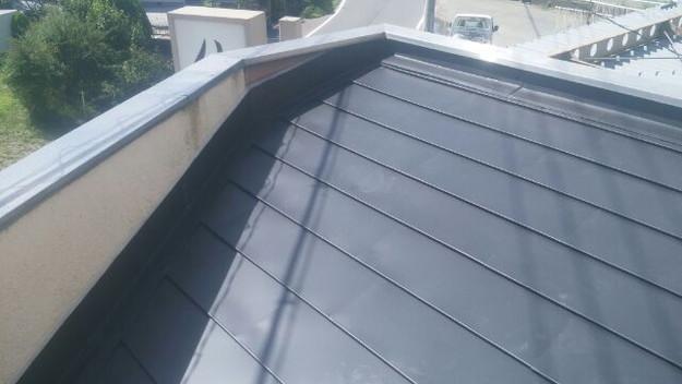 屋根リフォーム工事完了写真1439092718556