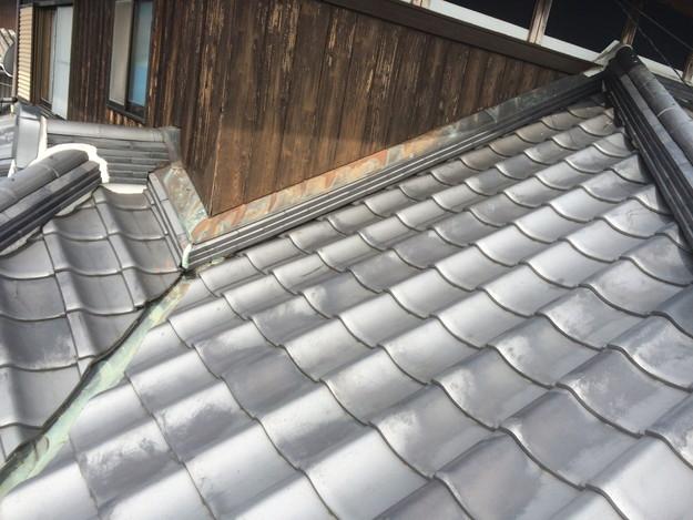 雨漏り対策工事施工前1434975091126