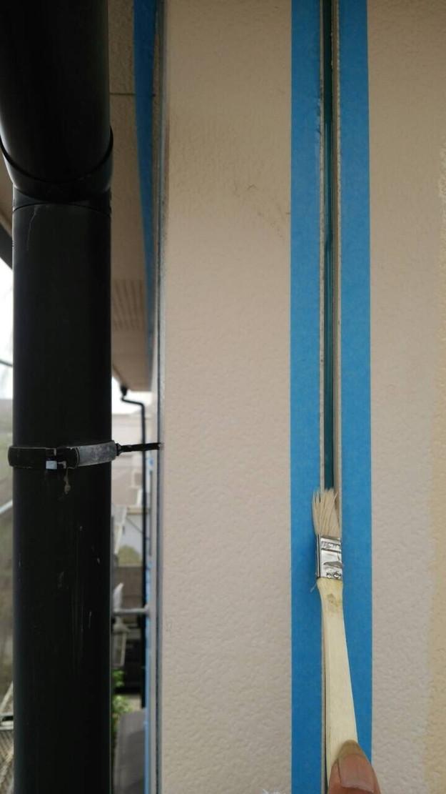 外壁防水工事シーリング作業1441636501363