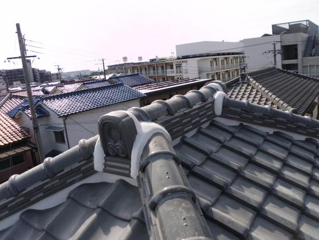 完了雨漏り対策屋根修理DSCI0334