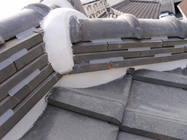 完了雨漏り対策屋根修理DSCI0337