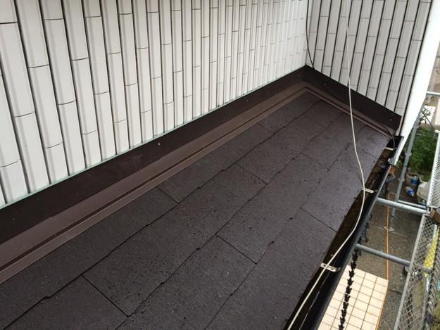 屋根のリフォーム完了写真神戸市1441974876599