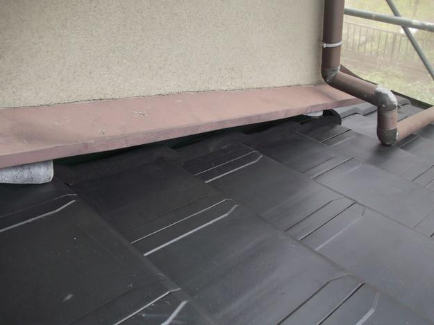屋根のリフォーム工事完了DSCF2059