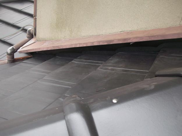 屋根のリフォーム工事完了DSCF2060
