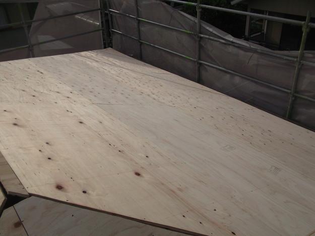 屋根下地づくりと補強工事DSCF2028