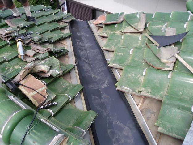 屋根板金工事ステンレス製DSCI0238