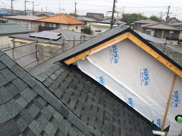 新築屋根工事神戸市西区1443837676833