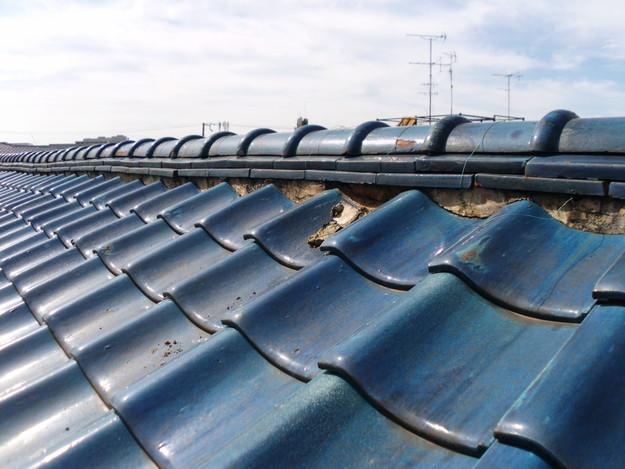 施工前雨漏り対策屋根修理神戸市DSCI0258