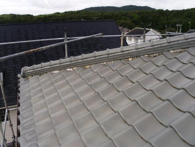 施工前雨漏り対策屋根修理DSCI0185