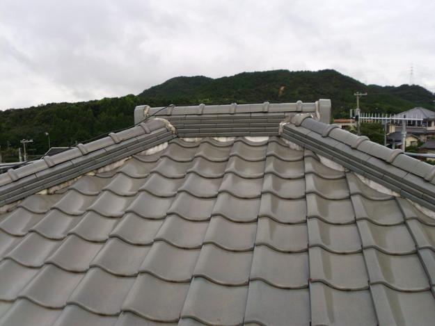 施工前雨漏り対策屋根修理DSCI0186