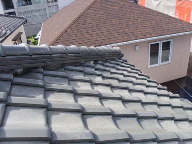 施工前雨漏り対策屋根修理DSCI0294