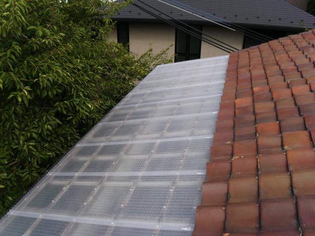 施工後屋根波板DSCI0139