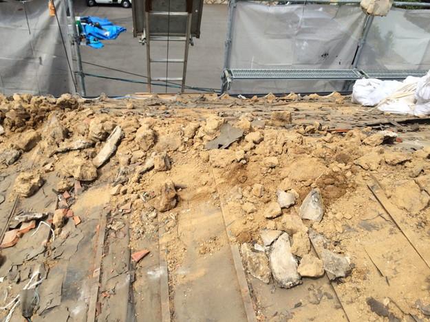 既存屋根撤去屋根のリフォーム神戸1441974731143