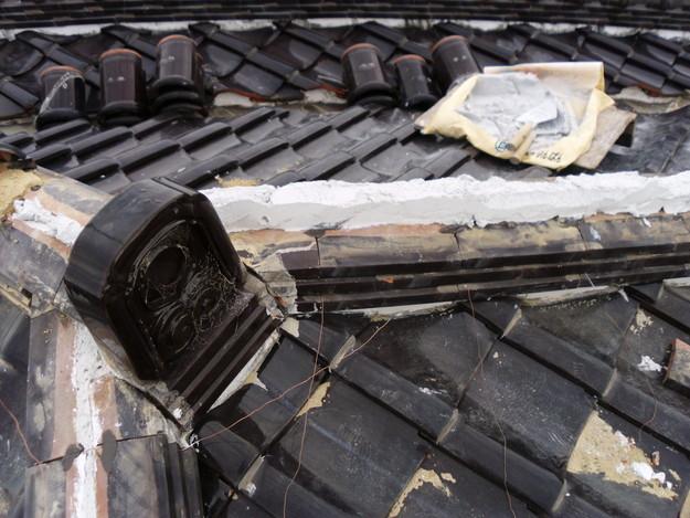 棟瓦箇所雨漏り対策屋根修理DSCI0398