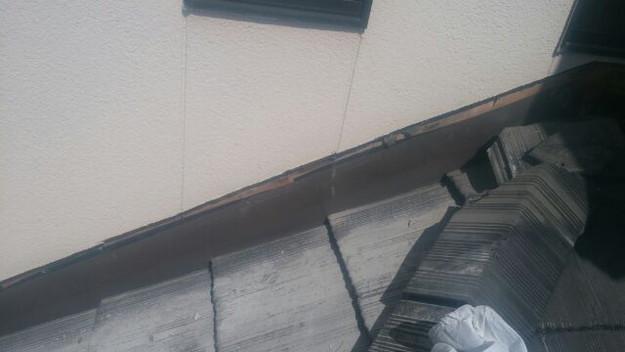 雨漏り修理壁際板金工事1441972234070