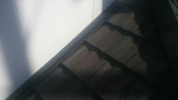 雨漏り修理壁際板金工事1441972388872