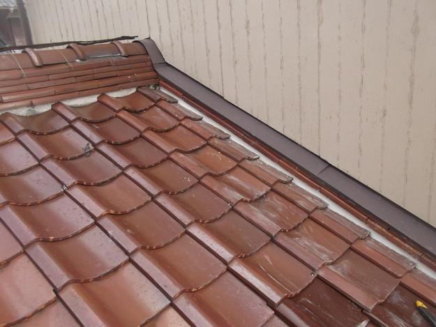 雨漏り修理完了DSCF1991
