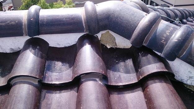 雨漏り修理雨漏り点検DSC_1215