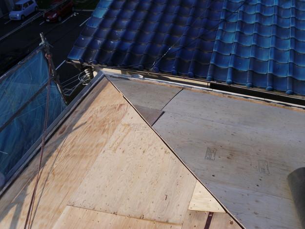 雨漏り対策屋根修理明石市DSCI0369