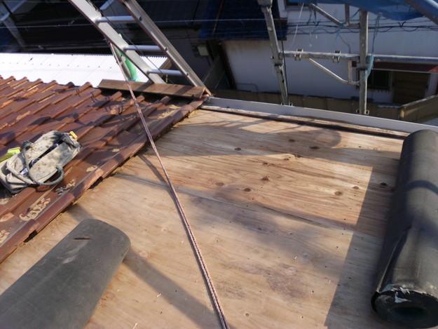 雨漏り対策屋根修理明石市DSCI0370
