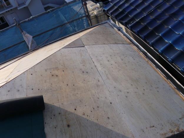 雨漏り対策屋根修理明石市DSCI0371