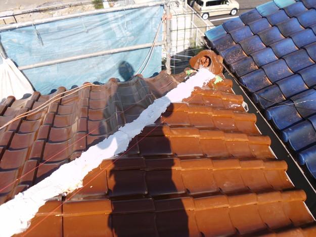 雨漏り対策屋根修理明石市DSCI0376