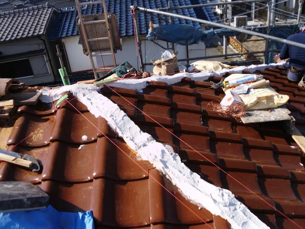 雨漏り対策屋根修理明石市DSCI0377