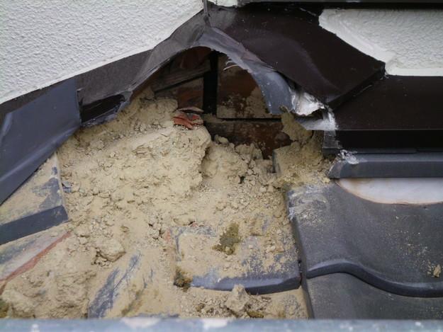 雨漏り対策屋根修理DSCI0199
