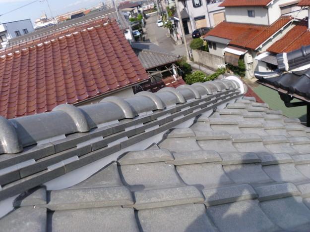 完了雨漏り対策屋根修理DSCI0336