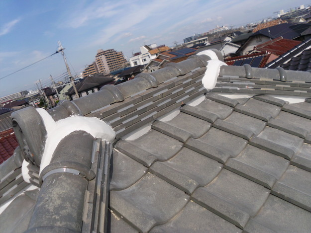 完了雨漏り対策屋根修理DSCI0340