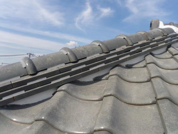 完了雨漏り対策屋根修理DSCI0343