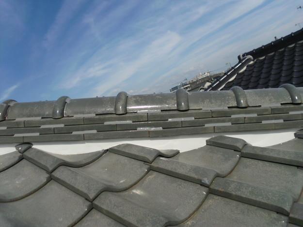 完了雨漏り対策屋根修理DSCI0345