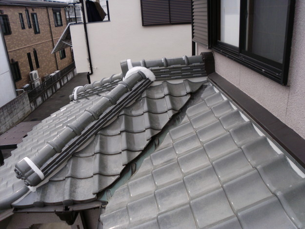 完了雨漏り対策屋根修理DSCI0348