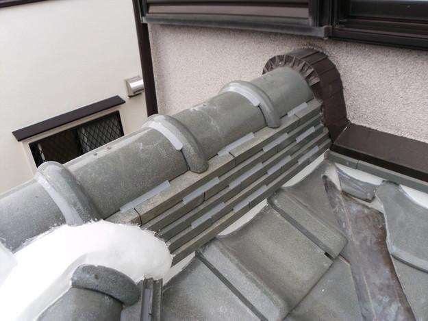 完了雨漏り対策屋根修理DSCI0352