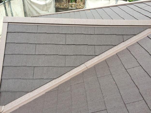 屋根のリフォーム完了写真神戸市1441974835883
