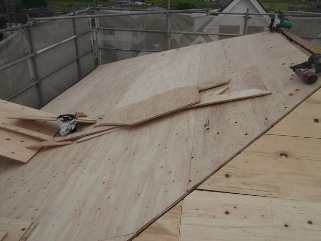 屋根下地づくりと補強工事DSCF2023