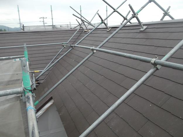 屋根材敷設カラーベストDSCF1969