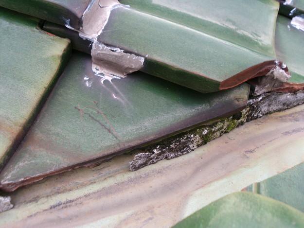 屋根板金工事施工前DSCI0233