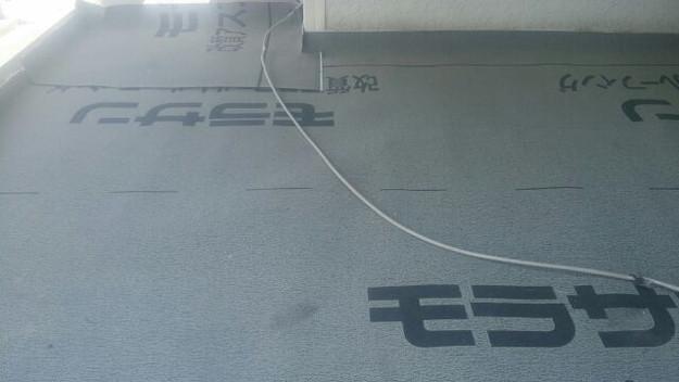屋根防水シート張り1441446359489